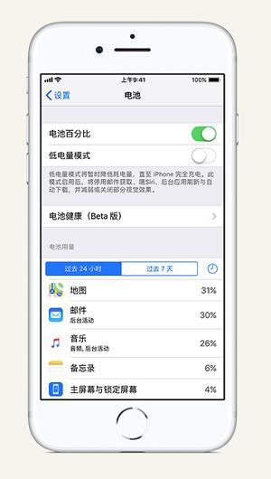 新iPhone如何延长电池使用寿命?手机电池保养技巧介绍