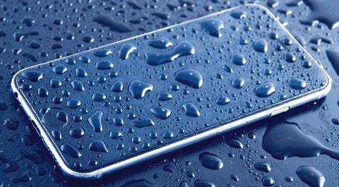 苹果手机进水了怎么办?手机进水怎么处理?